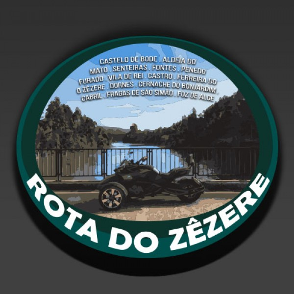 Thumbnail for Rota do Zêzere